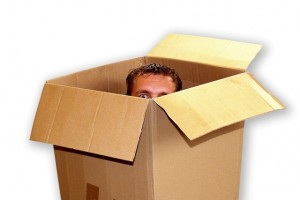 Pensar fora da caixa