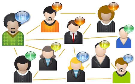 As redes sociais promoveram mais contatos e reflexões