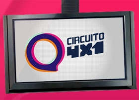 Circuito 4x1