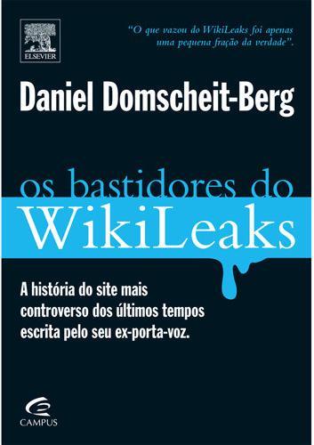 Sorteio do livro Os Bastidores do Wikileaks