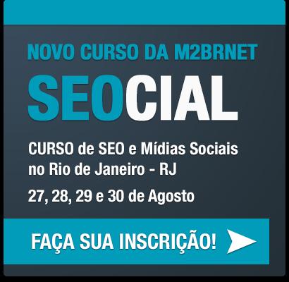 SEOCIAL - curso de SEO e Mídias Sociais