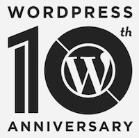 10 anos de wordpress