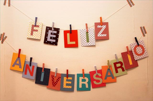 Aniversário: feliz novo ciclo